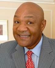 Boxing Champ George Foreman