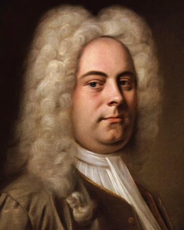 Composer George Frideric Handel