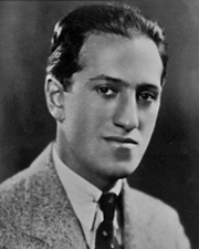 Composer and Pianist George Gershwin