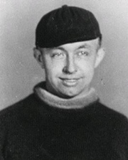 NHL Goalie George Hainsworth