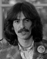 Singer-Songwriter George Harrison