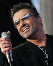 Pop Superstar George Michael