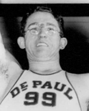 NBA Center George Mikan