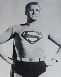 Actor George Reeves