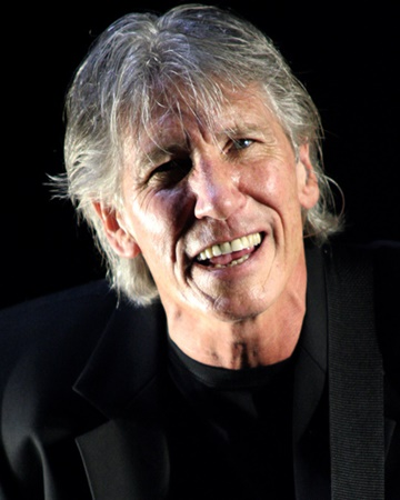 Rock Bassist and Vocalist Roger Waters