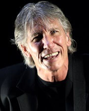 Rock Bassist/Vocalist George Roger Waters
