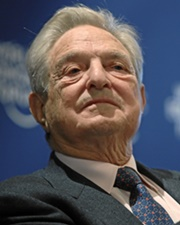Investor and Political Activist George Soros