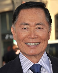 Actor George Takei