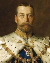 King of the United Kingdom George V