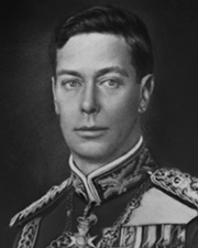 King of the United Kingdom George VI