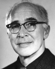 Scientist George Wald