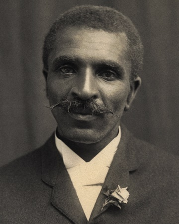 Agricultural Scientist and Inventor George Washington Carver