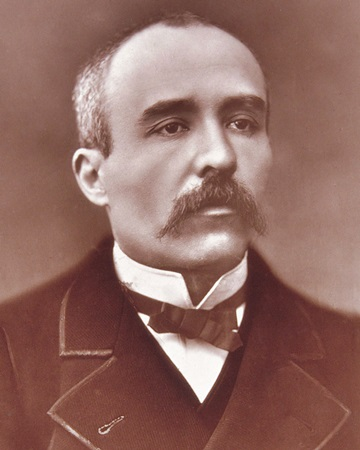 Prime Minister of France Georges Clémenceau