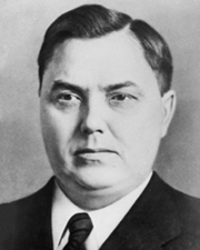 Soviet Leader Georgy Malenkov
