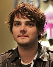 Singer-Songwriter Gerard Way