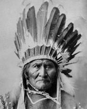 Apache Leader Geronimo