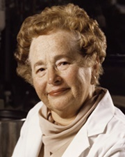 Biochemist and Drug Researcher Gertrude B. Elion