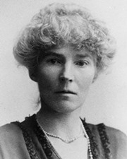 Archaeologist and Writer Gertrude Bell