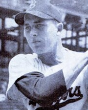 MLB First Baseman Gil Hodges