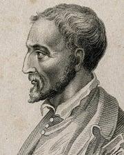 Mathematician Girolamo Cardano