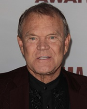 Actor and Country Singer Glen Campbell