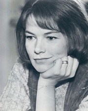 Actress Glenda Jackson
