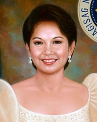 14th President of the Philippines Gloria Macapagal-Arroyo