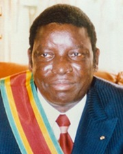 General and President of Togo Gnassingbé Eyadéma