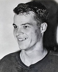 Ice Hockey Legend Gordie Howe