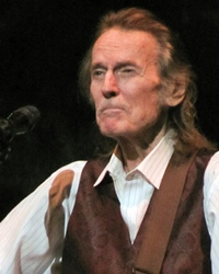 Singer-songwriter Gordon Lightfoot