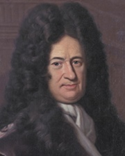 Philosopher and Mathematician Gottfried Wilhelm Leibniz