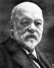 Engineer and inventor Gottlieb Daimler