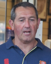 Cricketer Graham Gooch