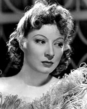 Actress Greer Garson