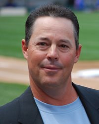 MLB Pitching Legend Greg Maddux