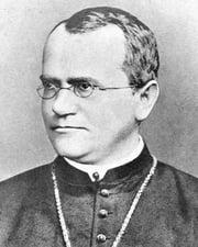 Monk/Geneticist Gregor Mendel