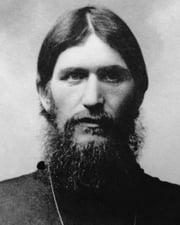 Mystic Grigori Rasputin