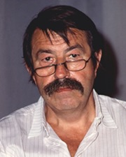 Writer and playwright Günter Grass
