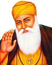 Founder of Sikhism Guru Nanak
