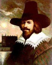 English Catholic Conspirator Guy Fawkes