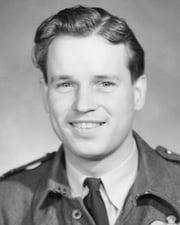 RAF Pilot Guy Gibson