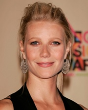 Actress Gwyneth Paltrow