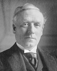 British Prime Minister H. H. Asquith