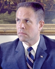 Nixon's White House Chief of Staff H. R. Haldeman