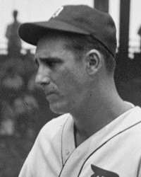 Baseball Player Hank Greenberg