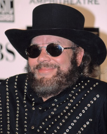 Country Music Singer and Songwriter Hank Williams Jr