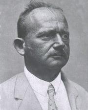 Physicist and Nobel Laureate Hans Fischer