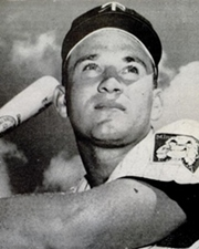 Baseball Player Harmon Killebrew