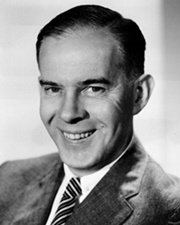 Actor Harry Morgan