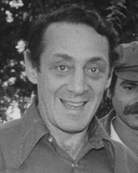American Politician Harvey Milk